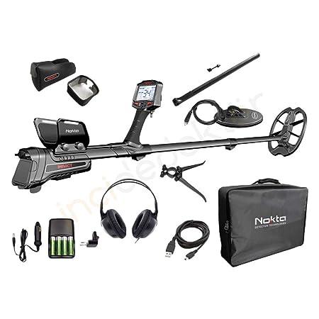 Detector Nokta Impact Pro Pack - detector de metales con discriminador: Amazon.es: Bricolaje y herramientas