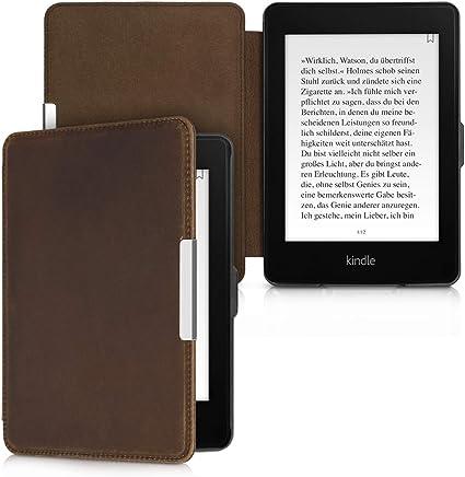 kalibri Funda para E-Book Compatible con Amazon Kindle Paperwhite ...