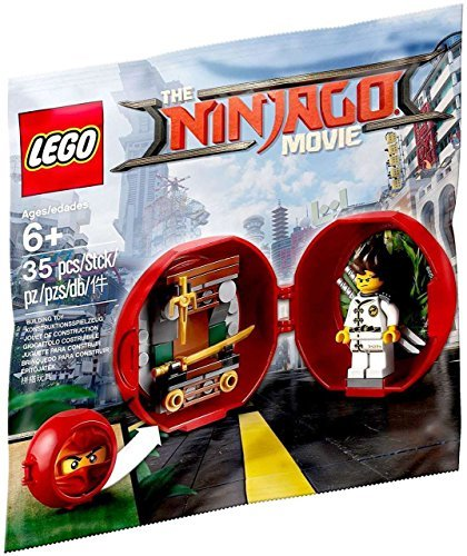 LEGO 5004916 The LEGO Ninjago Movie Kai's Dojo