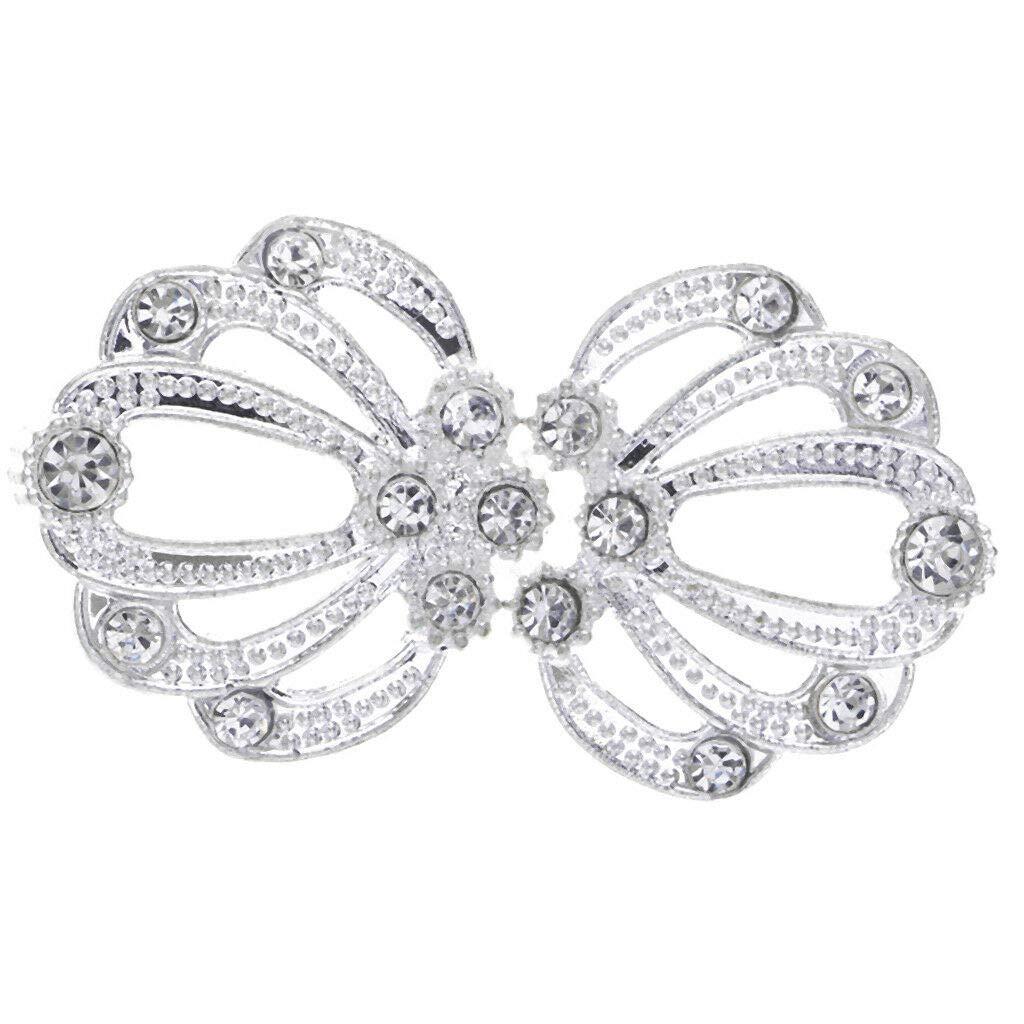 Amazon Com Mopolis Wedding Bridal Rhinestone Crystal Dress Sash
