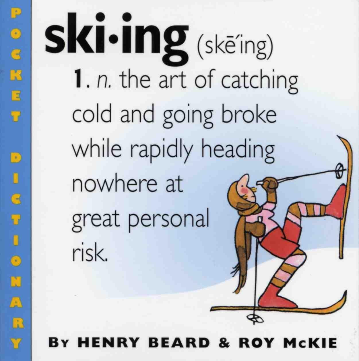 Skiing (Pocket Dictionary) PDF