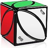 HAKATA 異形 スピードキューブ 立体パズル 不規則 おもちゃ (黑)