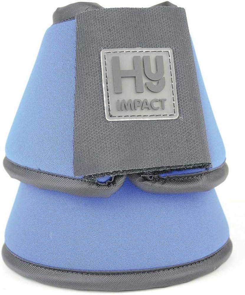 HyIMPACT - Campana y zapato de neopreno (Un Par) (M) (Azul)