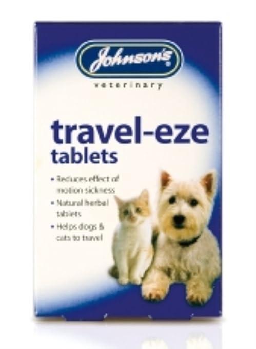 Johnsons Vet - Cápsulas de viaje para perros: Amazon.es ...