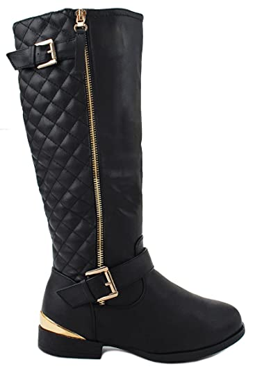 s womens black shop off therashoe boots quilted riding quilt hello women leather size boot summer raquel