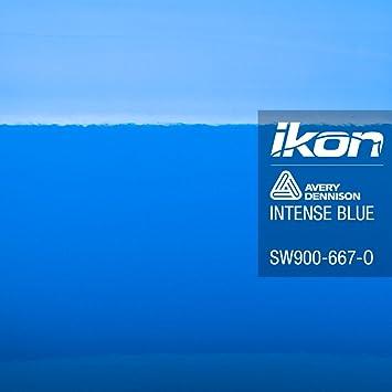 Amazon Com Avery Supreme Wrapping Film Avery Intense Blue Gloss Vinyl Car Wrap Sheet 75ft X 5ft 900 X 60 Automotive