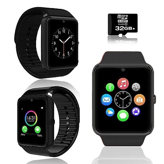 Amazon.com: Trendy GT8 Bluetooth Smart Watch + Sleep Monitor ...