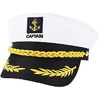 You&Lemon Sombrero de Capitán Marinero de Navío
