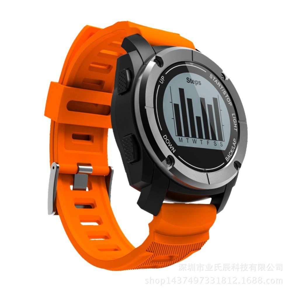 TLgf GPS Fitness SmartWatch, 1.3-Inch Cuerpo 128MB de ...