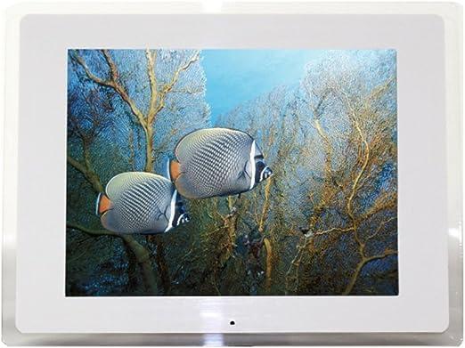 Marcos Digitales Marco de Foto Digital Máquina de Publicidad de Video Álbum ultradelgado HD LED Soporte de álbum electrónico Soporte de reproducción de Video de Reproductor de música 15 Pulgadas: Amazon.es: Hogar