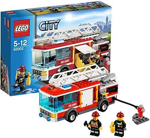 LEGO (LEGO) City ladder truck 60002