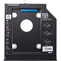 Adaptador Caddy para HD ou SSD para Notebook Lenovo Ideapad 310