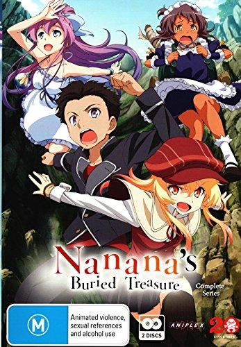 Nanana's Buried Treasure: Complete Series [Subtitled Edition] [NON-USA Format, Region 4 Import - Australia]