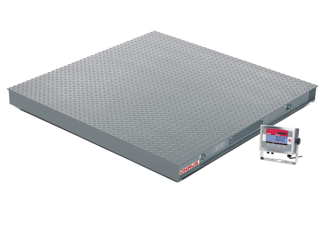 Ohaus VX32XW10000L Basic Level Floor Scale 10,000 LB Capacity