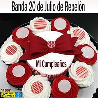 Mi Cumpleaños de Banda 20 de Julio de Repelón en Amazon ...