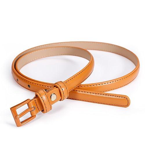 Cintura Ladies Semplice Cintura Decorazione Vestito Jeans Cintura