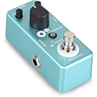 Donner Stylish Fuzz Pedal Traditional Rich Aluminium-alloy Classic Guitar Effect Pedal