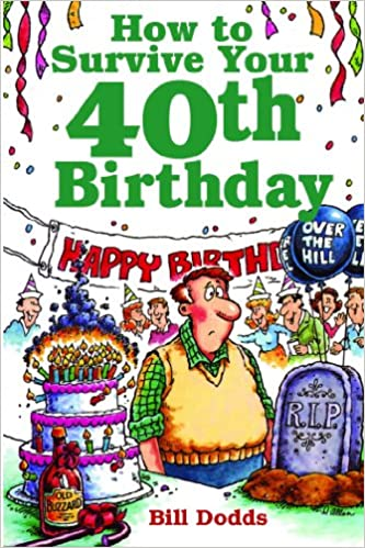 40th Birthday Survival Kit Hand Made All About The Year You Was Born In a