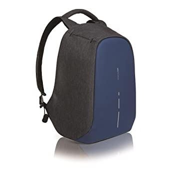 325c53089cf Amazon.com: XD Design Bobby Compact Anti-Theft Laptop Backpack with USB  port (Unisex bag): XDDesign