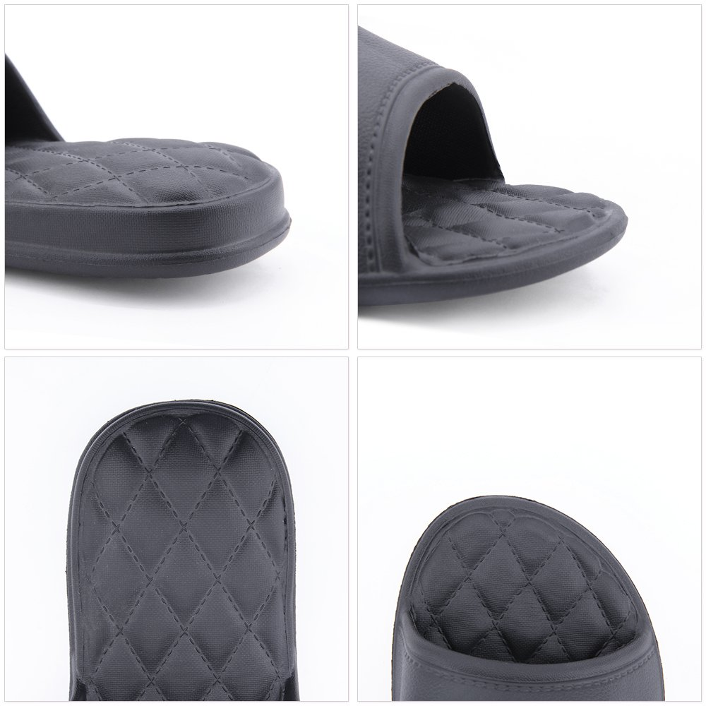 WILLIAM&KATE Women-Men Soft Slide Sandals Summer Bath Slippers Flat-Indoor Slipper by WILLIAM&KATE (Image #5)