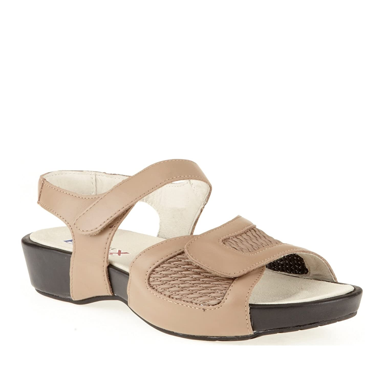 Propet Women's Khloe Sandal B00C1YTCEI 9.5 N US|Taupe