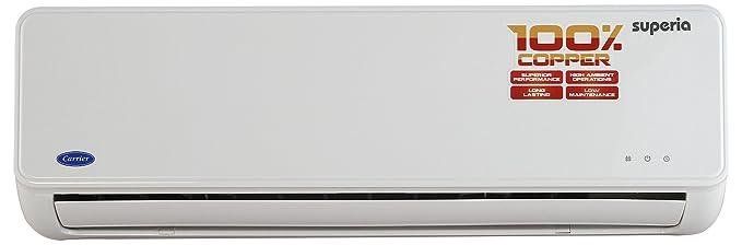 c07bf5c5d7d Image Unavailable. Image not available for. Colour  Carrier Superia Split AC  (1 Ton ...