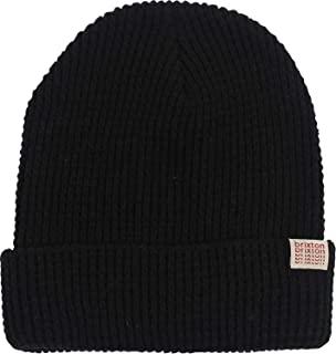 01021b4660b Brixton Palmer II Beanie Hat - Light Heather Grey  Amazon.co.uk ...