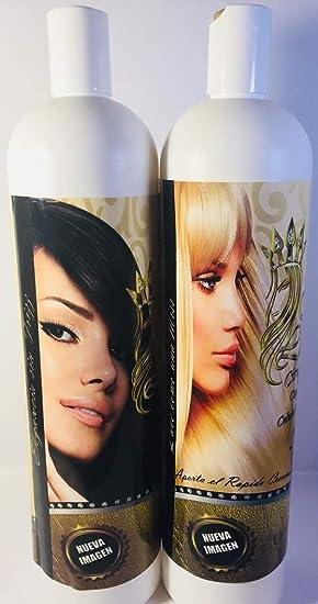 Amazon.com : Miss Liss Cirugia Capilar con ARGAN 1 Litro (shampoo y cirugía) : Everything Else
