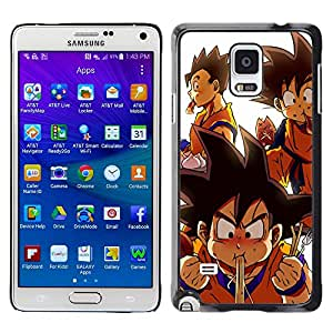 Stuss Case / Funda Carcasa protectora - Lindo Dragon Ball dibujos animados - Samsung Galaxy Note 4