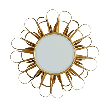 Amazoncom Bathroom Mirrors Hanging Mirror Wrought Iron Wall