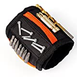 #6: Magnetic Wristband Tool Belts Holding Screws Nails Drill Bit Gift for for Men Dad DIY