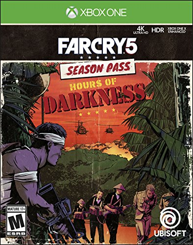 Far Cry 5 Hours of Darkness  - Xbox One [Digital Code] by Ubisoft