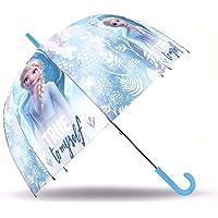 Paraguas Frozen 2 Disney Paraguas Cúpula Paraguas Automático