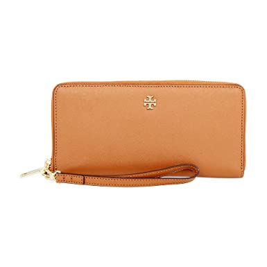 37d13eff41c5 Image Unavailable. Image not available for. Color  Tory Burch York Ladies  Small Leather Zip Passport Continental Wallet 40882210