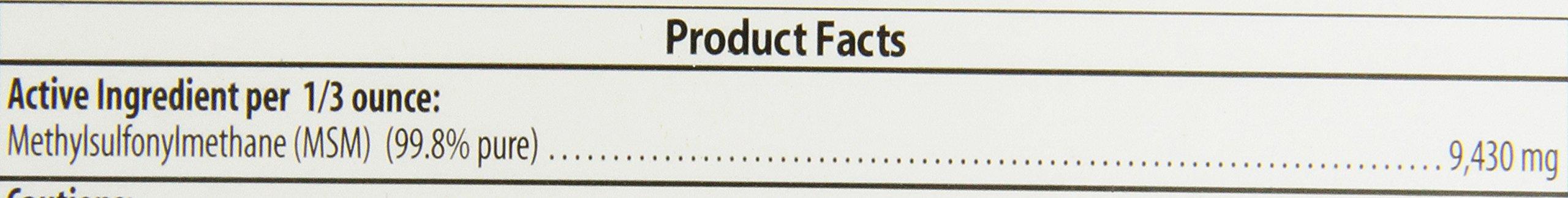Vita Flex MSM Ultra Pure, Horse Joint Supplement by Vita Flex (Image #2)