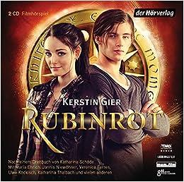 Rubinrot Filmhörspiel Die Edelstein Trilogie Band 1