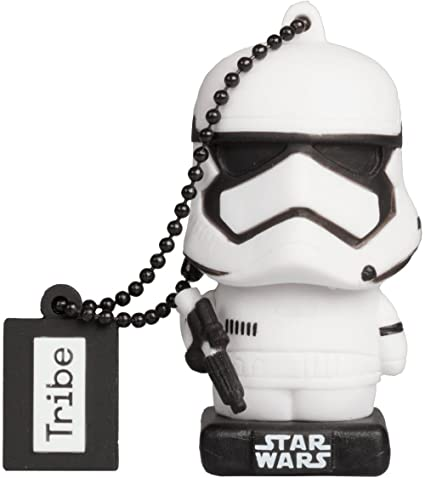 Llave USB 16 GB Stormtrooper LTJ - Memoria Flash Drive 2.0 ...