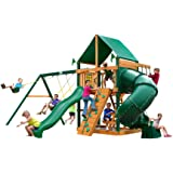 Mountaineer Swing Set with Timber Shield
