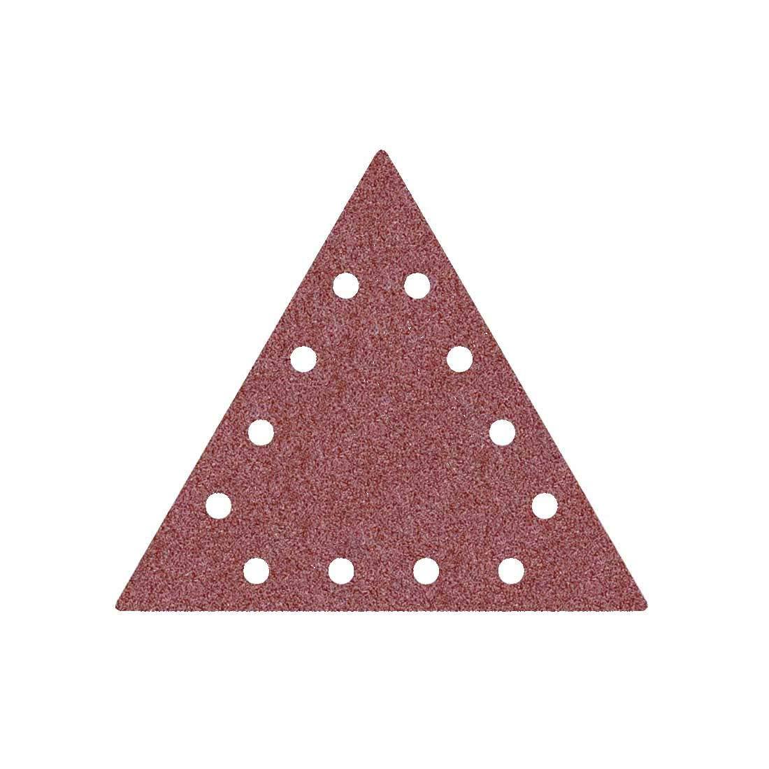 25 Dischi abrasivi autoadesivi MioTools per levigatrice per muri Grana 240-12 fori 290 x 250 mm