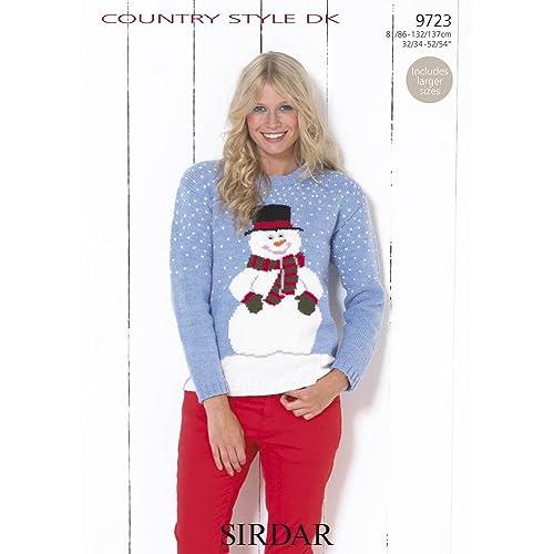 Christmas Jumper Knitting Pattern Amazon
