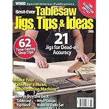 Tablesaw jigs, tips and ideas: 21 jigs for dead-on accuracy