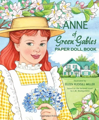 Anne of Green Gables Paper Doll Book (Doll Paper)