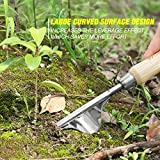 WORKPRO Garden Tools Set, 7 Piece, Stainless
