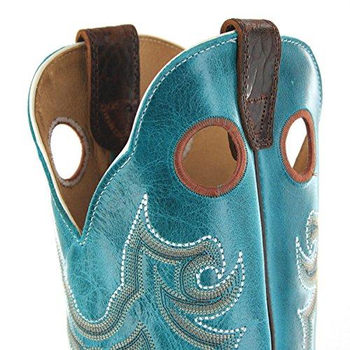 FB Fashion Boots Women's 6320 Cowboy Boots Whisky Turqueza (Weite C) wJoOAiccf