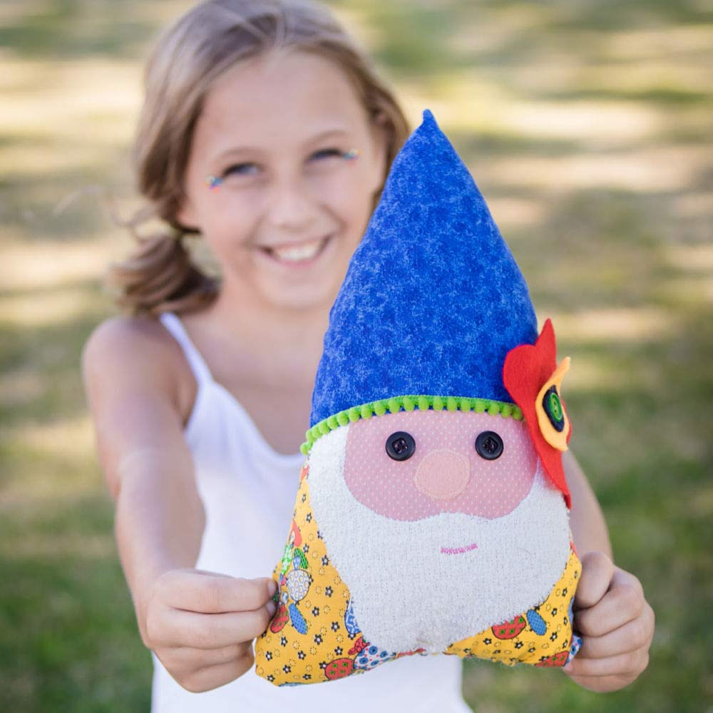 Gnome Surprise Box Gift for girl under 40 plush