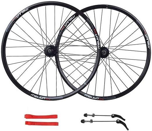 XIAOL Wheel Mountain Bike - Juego De Ruedas De Bicicleta MTB De 26 ...