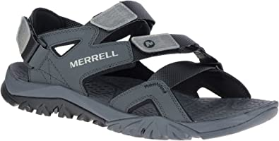 f95e34cb513d Merrell Tetrex Crest Strap J12861 Outdoor Hiking Sport Sandals Mens New  J12861 Black 13 UK