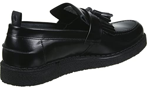 Fred Perry x George Cox Tassel Loafer B8278 102-40: Amazon.es: Zapatos y complementos