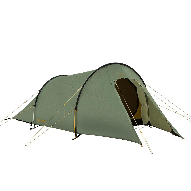 Nordisk Vitus 2 PU Forest Grün Trekking-Zelt für 2 Personen