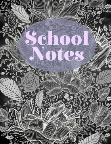 Download School Notes (Simple Notebooks) (Volume 10) pdf